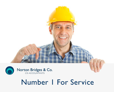 Norton Bridges - Number 1 for Service