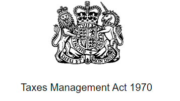 Section 9a, Taxes Management Act 1970